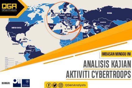 Analisis Kajian Aktiviti Cybertroops Malaysia